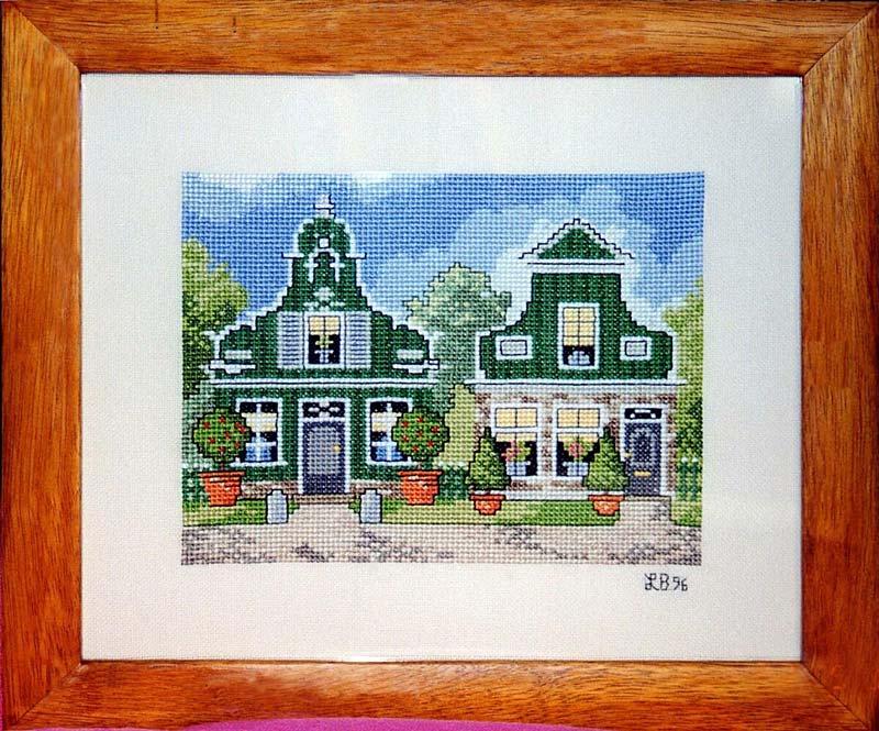 case in stile olandese